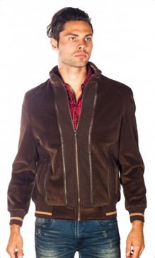 JPJ Salvador Brown Men's Jacket