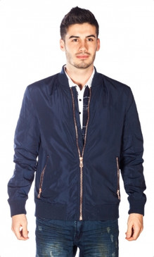 JPJ Warwick Navy Men's Jacket