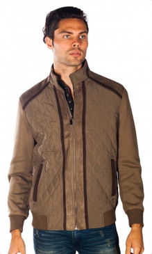 JPJ Wells Brown Men's Jacket