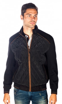 JPJ Colton Black Men's Jacket