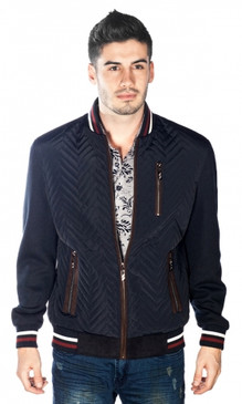 JPJ Derek Navy Men's Jacket