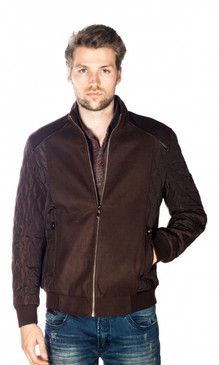 JPJ Farron Coffee Men's Jacket