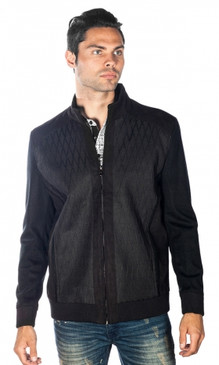 JPJ Felix Black Men's Jacket