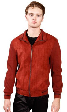 JPJ Parallel Men's Red Jacket