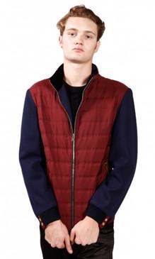 JPJ Camp Men's Red Jacket
