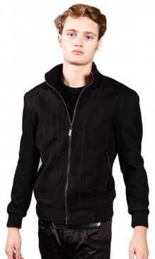 JPJ Crow Men's Black Blazer Jacket