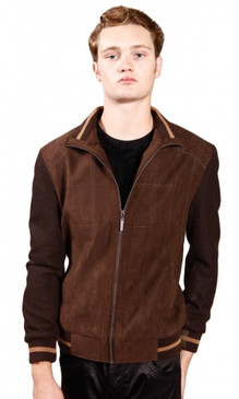 JPJ Deal Men's Brown Jacket