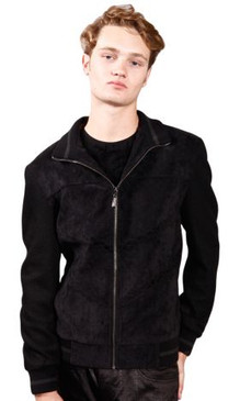 JPJ Smoke Men's Black Blazer Jacket