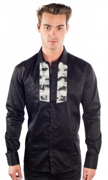 JPJ Awaken Black Shirt 2