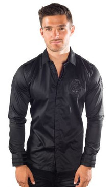 JPJ Commander Black Shirt