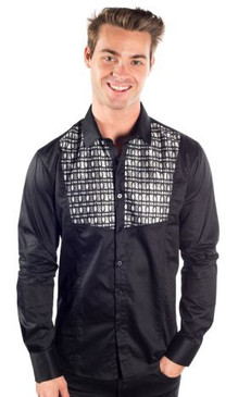 JPJ Rodeo Black Silver Shirt