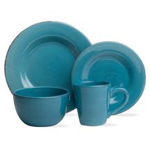 Dish Set Turquoise