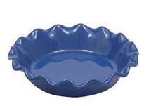 Pie Plate Blue