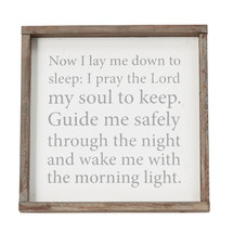 Goodnight Prayer