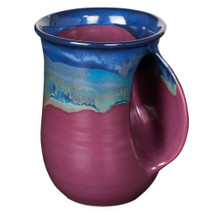Hand Warming Mug Purple Passion
