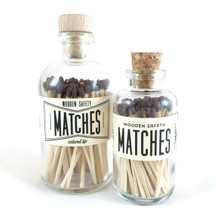 Brown Matches Apothecary Vintage