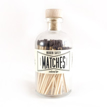 Apothecary Vintage Brown Matches