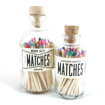 Variety Matches Apothecary Vintage