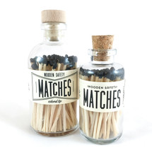 Black Matches Apothecary Vintage