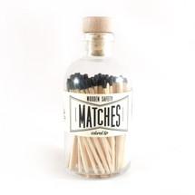 Apothecary Vintage Black Matches