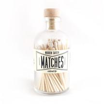 Apothecary Vintage White Matches