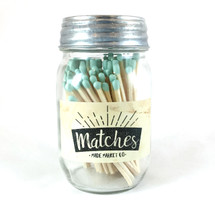 Farmhouse Mint Matches