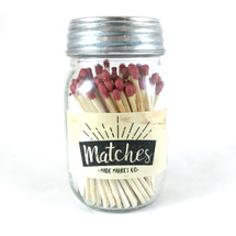 Farmhouse Maroon Matches