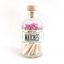 Apothecary Vintage Fuchsia Matches
