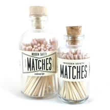 Light Pink Matches Apothecary Vintage
