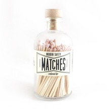 Apothecary Vintage Light Pink Matches