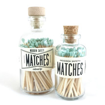 Mint Matches Apothecary Vintage