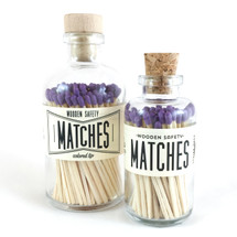 Purple Matches Apothecary Vintage