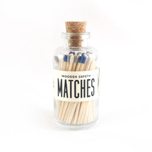 Hanukkah Matches Apothecary Vintage Small