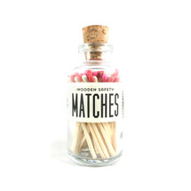 Apothecary Vintage Seasonal  Valentine's Matches Small