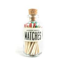 Christmas Matches Apothecary Vintage Mini