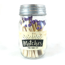 Farmhouse  Purple Matches