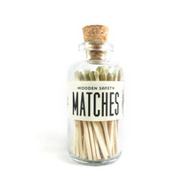 Gold Matches Apothecary Vintage Mini