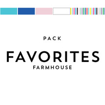 Favorites Pack Matches Farmhouse