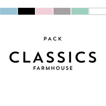 Classics Pack Matches Farmhouse