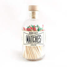 Apothecary Vintage Seasonal Christmas Matches