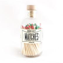 Apothecary Vintage Seasonal Christmas Matches