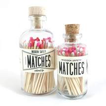 Valentine's Matches Apothecary Vintage