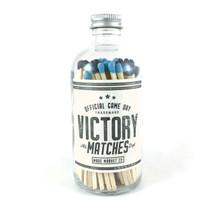 Victory Aqua & Black