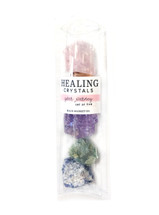 Light Your Way Raw Healing Crystals Set