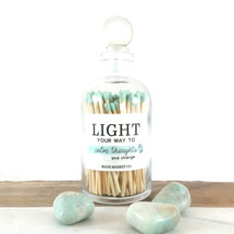 Light Your Way To... Mint Matches