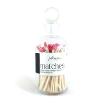 Valentines Matches Full of Fire
