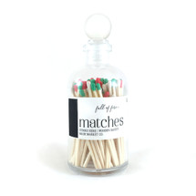 Christmas Matches Full Of Fire