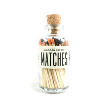 Halloween Matches Apothecary Vintage Small