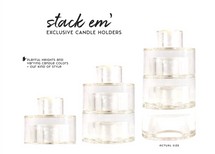 Stack Em' Large - Exclusive Candle Holder
