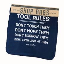 Shop Rag Set Tool Rules